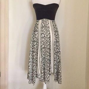 Billabong Enchanted Dayz Geo Print Dress